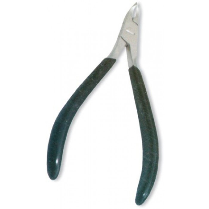 Cuticle Nipper, Plastic Grip